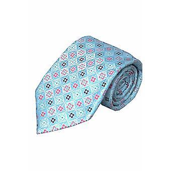 Blue tie V06