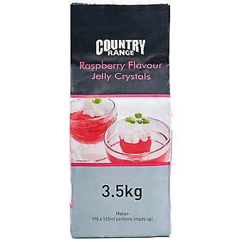 Country Range Raspberry Jelly Crystals