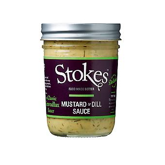 Stokes Senf & Dillsauce