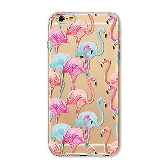 Flamingos - iPhone 8