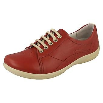 Ladies Padders Wide Fitting Casual Shoes Jessica