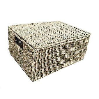 Small Seagrass Storage Basket