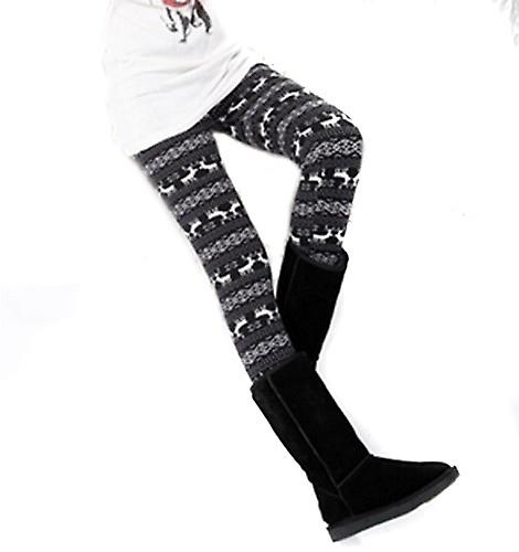 Waooh - Fashion - Leggings winter - deer Reason