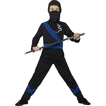Ninja Assassin Kostüm, Medium Jahre 7-9
