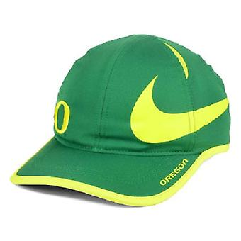 Oregon Ducks NCAA Nike Big Swoosh Aerobill Adjustable Hat