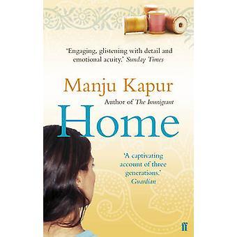 Home by Manju Kapur - 9780571260652 Book