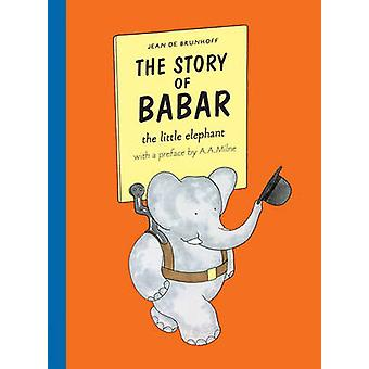 The Story of Babar by Jean de Brunhoff - 9781405238182 Book