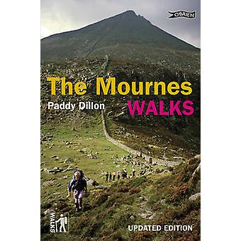 The Mournes Walks - 2015 by Paddy Dillon - 9781847177612 Book