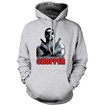 Kids Hoodie - Chopper - Reid Good Yarn - Movie - Comedy