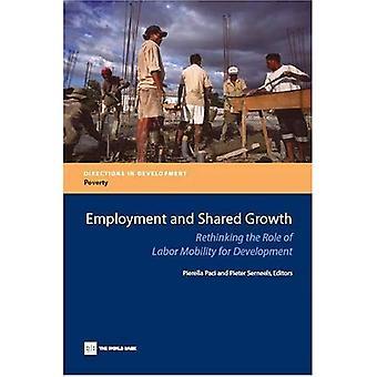 Sysselsättning och delade tillväxt: Rethinking Labor rörlighet roll för utveckling