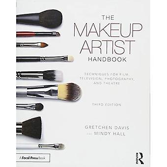 Makeup Artist håndbogen: Teknikker til Film, tv, fotografi og teater