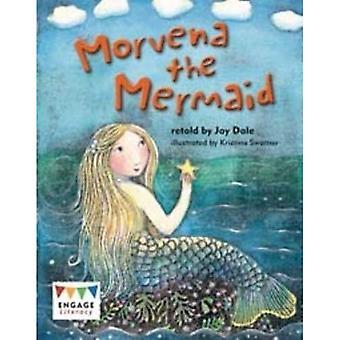 Morvena, Mermaid (harjoittaa lukutaitoa valkoinen)