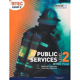 BTEC Level 2 First Public Services Student Book