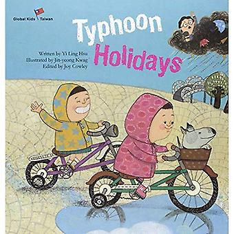 Typhoon Holidays: Taiwan (Global Kids Storybooks)