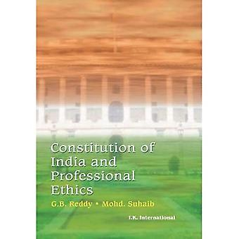Constitution of India and Professional Ethics