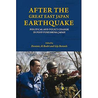 After the Great East Japan Earthquake Pa