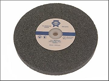 Faithfull General Purpose Grinding Wheel 125mm X 13mm Coarse 36 Grit Alox