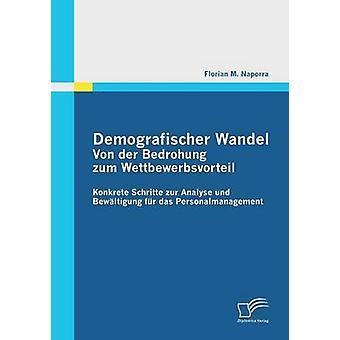 Demografischer Wandel Von Der Bedrohung Zum Wettbewerbsvorteil by Naporra & Florian M.