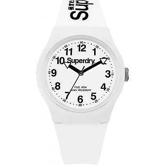 Watch Superdry SYG164WW - round mixed white