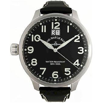Zeno-watch mens watch Super-oversized (crown on left) 6221-7003Q-left-a1