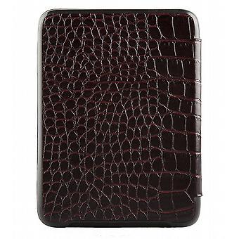 ICARUS PerfectFit cover for ICARUS Illumina - Crocodile dark brown