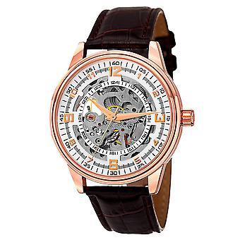 Akribos XXIV Men's Quartz Matte Dail  Bracelet Watch AK410RG