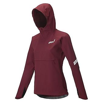 Inov8 Softshell Womens thermique/imperméable/coupe-vent Running Jacket purple