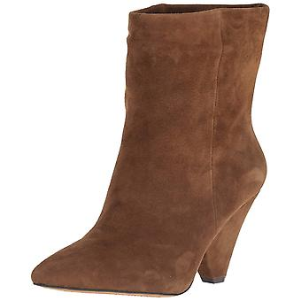 Vince Camuto Womens REGINA Leather Closed Toe Ankle Fashion Boots