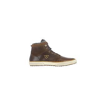 Pantofola D'oro Benvenuto Fur Lined Boot Brown