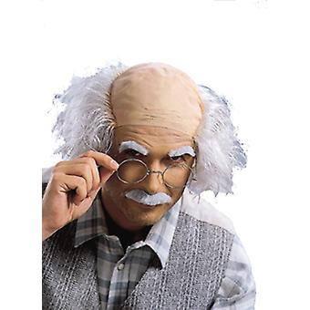 Grandpa wig grandfather senior old Grandpa wig m beard