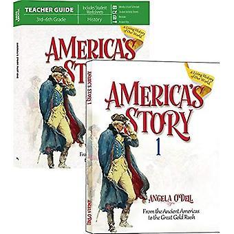 America's Story Vol. 1 Set� (America's Story)