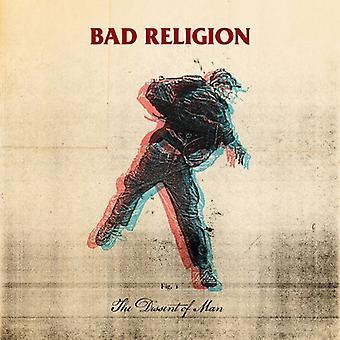 Bad Religion - Dissent of Man [CD] USA import