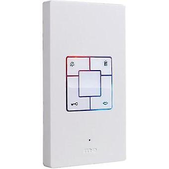 Door intercom Corded Indoor panel m-e modern-electronics Vistus AD 400 White