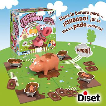 Diset The Pig Piglet (Kids , Toys , Table Games , Memory Games)