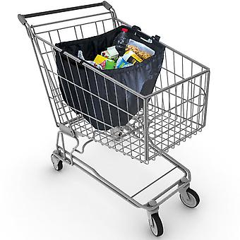 Cmp-Paris Bagged Supermarket carts Sh1512