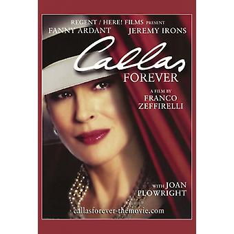 Callas Forever Movie Poster Print (27 x 40)