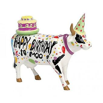 Cow Parade Happy Birthday to Moo (medium)