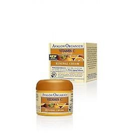 Avalon Hydratante Crème Gratuit C Renouvellement OrganicsVitamine Huile Rejuv 50ml OZukXiPT