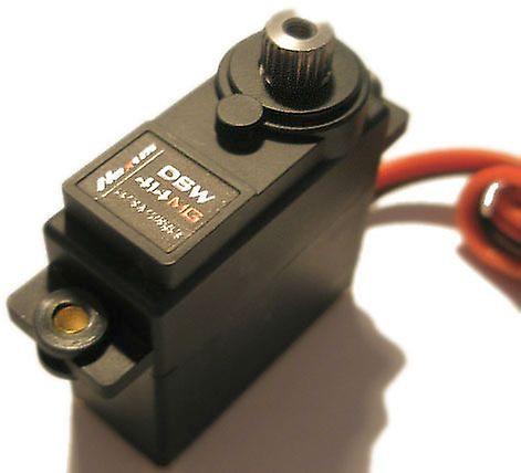 Digital 20,8 g servo metallirattailla-DSW414MG