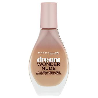Maybelline New York Dream Wonder Nude Fundación 20ml - elija tono