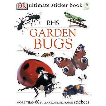 RHS Garten Bugs ultimative Aufkleber Buch