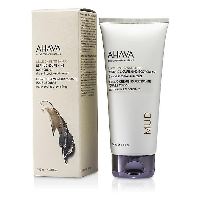 Ahava Dermud Nourishing Body Cream 200ml / 6.8 oz