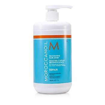 Moroccanoil Restorative Hair Mask - For Weakened and Damaged Hair (Salon Product) - 1000ml/33.8oz