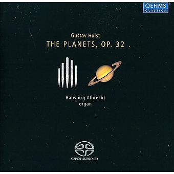 G. Holst - Holst: The Planets [SACD] USA import