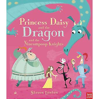 Princess Daisy and the Dragon (Paperback) by Lenton Steven