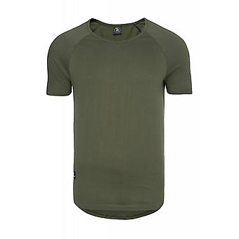 Spartans history basic oval shirt mens T-Shirt green 400ST