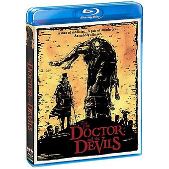 Doctor & the Devils [BLU-RAY] USA import