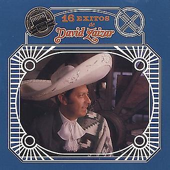 David Zaizar - 16 Exitos [CD] USA importerer