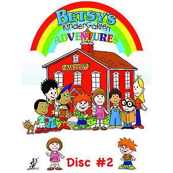 Betsys børnehave eventyr 2 [DVD] USA importerer
