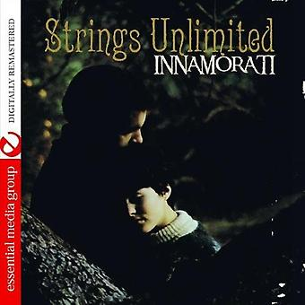 Strings Unlimited - Innamorati [CD] USA import